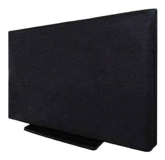 Capa Em Tnt 80g (grosso E Resistente) Para Tv Lcd 55