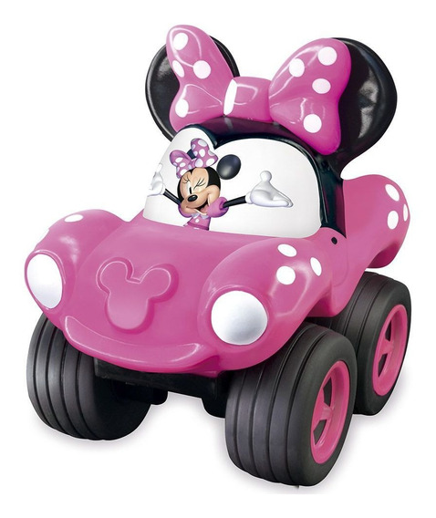 Fofomóvel Carro Minnie Disney - Pixar - Lider