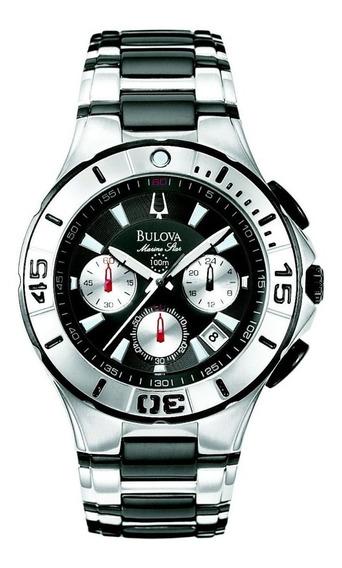 Relógio Marine Star Wb30837t /98b013 -bulova