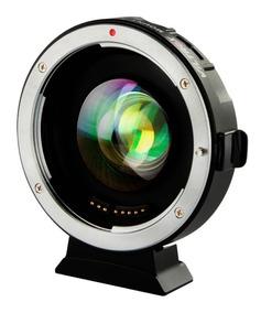 Redutor Focal Viltrox Ef-mft Para Gh5 Bmpcc E Lentes Canon
