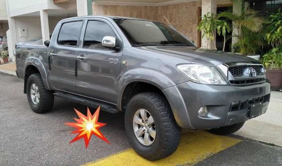 Toyota Hilux Kavak Versión Full Equipo