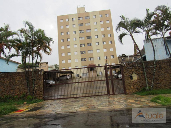 Apartamento Com 3 Dormitórios À Venda E Locação, 80 M² - Vila Proost De Souza - Campinas/sp - Ap5955