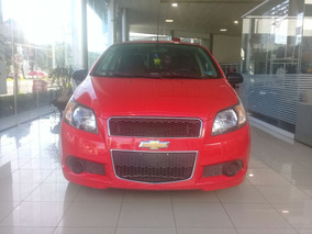 Chevrolet Aveo 1.6 Ls At 2016 Autos Y Camionetas