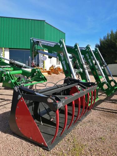 Tachos, Pinchos, Portapallet, Manipulador Fardo Pala Tractor