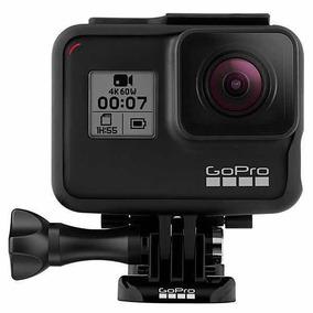 Câmera Gopro Hero 7 Black 12mp 4k Com Wi-fi E Comando Voz