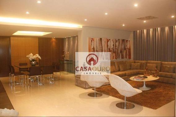 Apartamento 4 Quartos A Venda No Santa Lucia, Belo Horizonte / Mg. - Ap0886