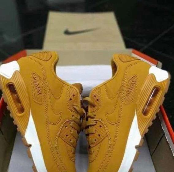 Ténis Nike Airmax90 100% Original Lote Promocional 65%oof