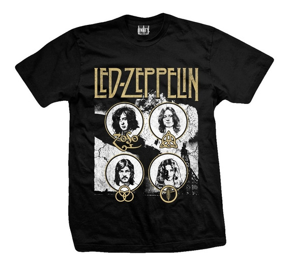 Remera Led Zeppelin - On