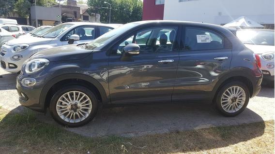 Fiat 500x 1.4 T 16v Pop Solo En Negro