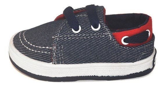 Nautico Bebe Jean Combinado Small Shoes