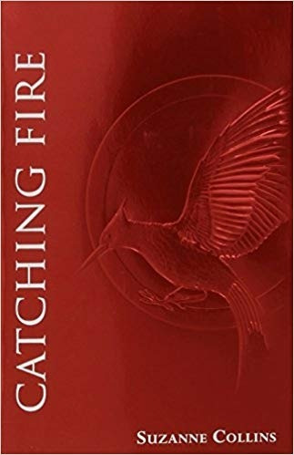 Catching Fire - The Hunger Games Ii (foil Edition)