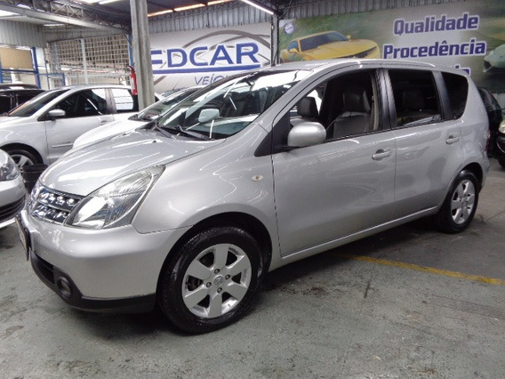 Nissan Livina Sl 1.8 Automatica Flex 2011