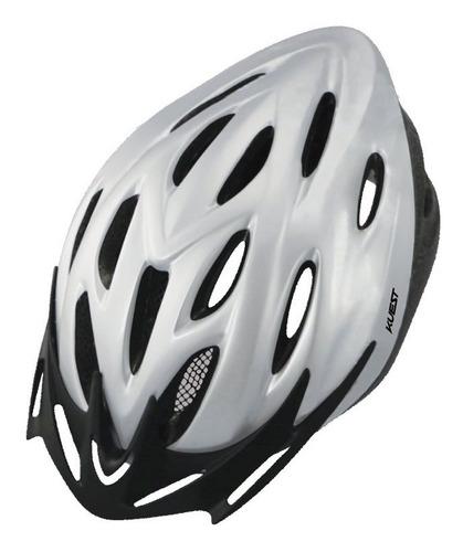 Imagen 1 de 8 de Casco De Bicicleta Ciclismo Mtb Bmx Visera Ventilacion Urban
