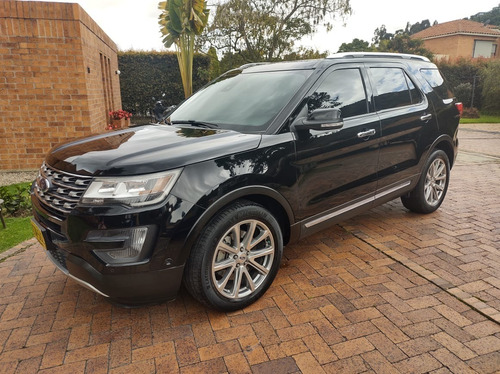 Ford Explorer Limited 4x4 2016
