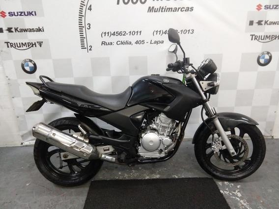Yamaha Fazer 250 Ano 2008 Otimo Estado Aceito Moto