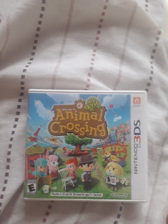 Juego Animal Crossing New Leaf Para 3ds $45.000
