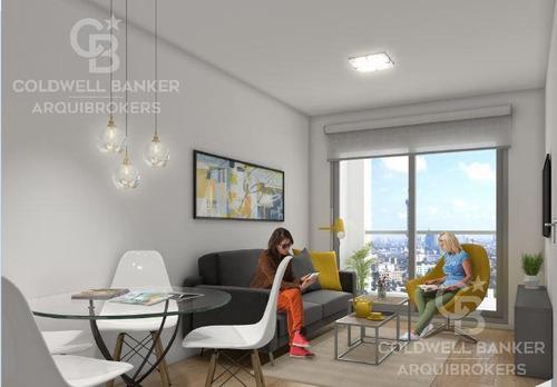 Apartamento Monoambiente En Venta En Pocitos Nuevo.