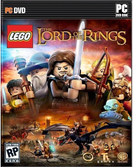 Steam Key Lego: The Lord Of The Rings Código Jogo Comprar