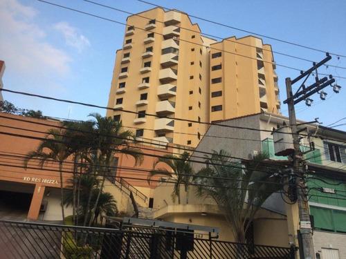 Imagem 1 de 15 de Apartamento Com 03 Dormitórios E 98 M² | Vila Paulicéia , São Paulo | Sp - Ap443582v