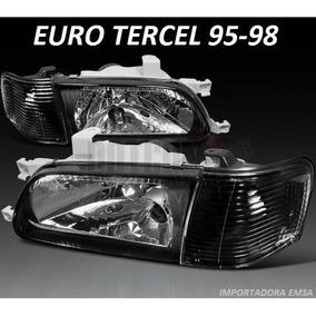 Focos Euro Toyota Tercel 95 - 98 , Oferta