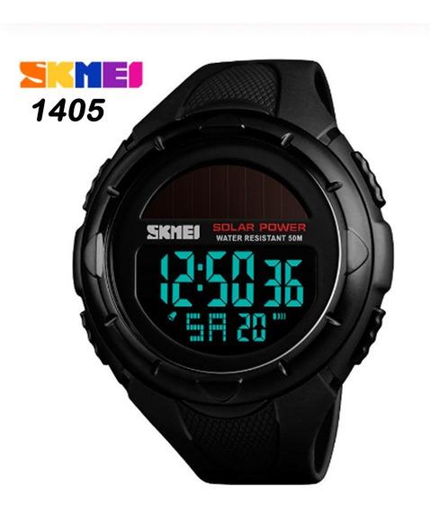 Relógio Skmei Digital Modelo 1405 Solar.