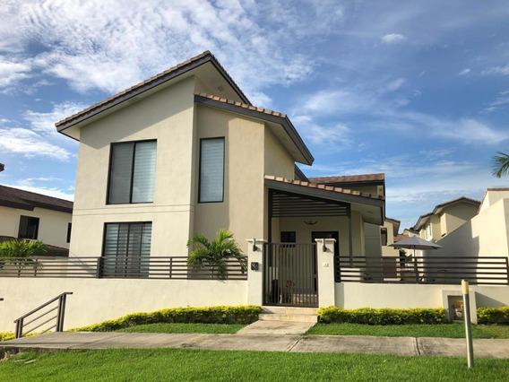 Panama Pacifico Hermosa Casa En Alquiler Panamá Cv