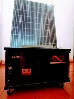 Planta Electrica Solar 1500w Portatil Panel Solar