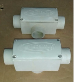 Condulete Eletroduto Curva 1 3/4 Fibra Vidro Cogum Stratus