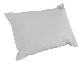 Kit Travesseiro Para Maca Mais Rolo Médio Branco