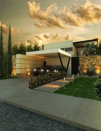 Hermosa Casa En Privada En Cholul