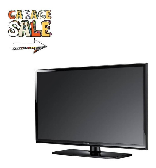 Tv Samsung 32 Tecnología Led. Incluye Base De Pared