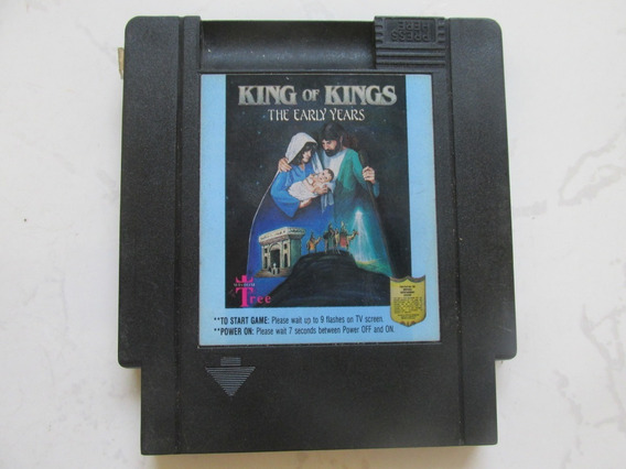 King Of Kings The Early Years Nes