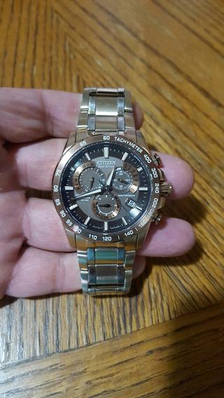 Reloj Citizen Ecodrive Zafiro E-650