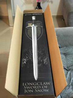 Espada Jon Snow Longclaw - Game Of Thrones