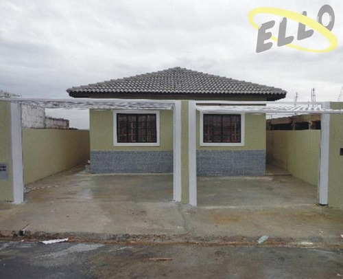 Casa À Venda, 72 M² Por R$ 307.000,00 - Jardim São Marcos - Vargem Grande Paulista/sp - Ca0126