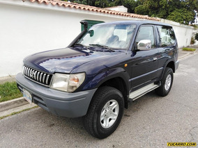 Toyota Merú Sincronica 4x4