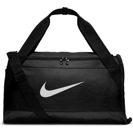 Bolsa Nike Brasilia Duffel Ba5335 40 Litros Preta