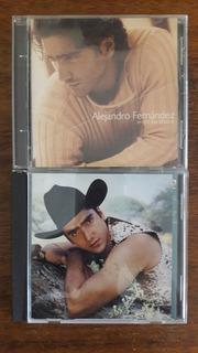 Cds Originales De Alejandro Fernandez