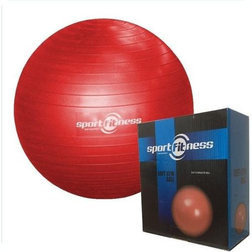 Bola De Gimnasio (gym Ball) Sport Fitness 65 Cm