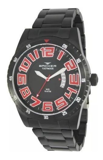 Relógio Backer