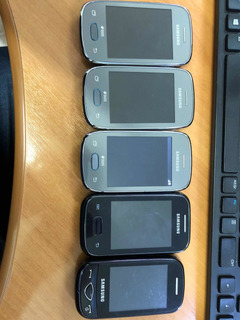 Lote Celulares Samsung