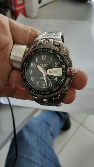Relógio Oriente Titanium Automático