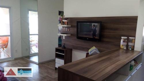 Apartamento Com 3 Dormitórios À Venda, 68 M² Por R$ 530.000 - Mooca - São Paulo/sp - Ap5680