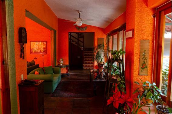 Casa En Venta En Vista Hermosa Cuernavaca Mor.