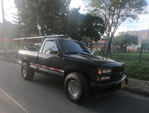 Chevrolet Silverado Gasolina- Gas