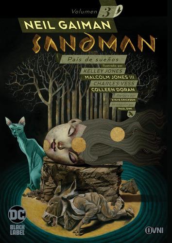 Imagen 1 de 1 de Cómic, Dc, Sandman Vol. 3: País De Los Sueños Ovni Press