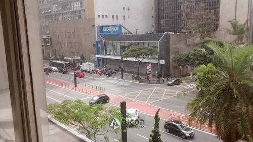 Sala Comercial Venda/ Locaçâo Paulista Metrô Brig. - 2725-2