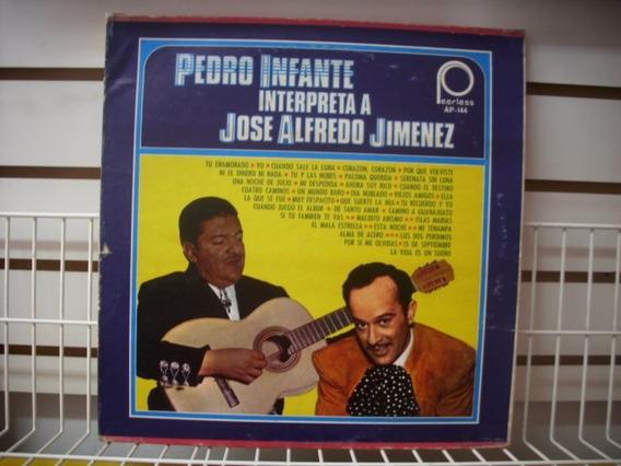 Pedro Infante Interpreta A José Alfredo Jiménez Album Triple