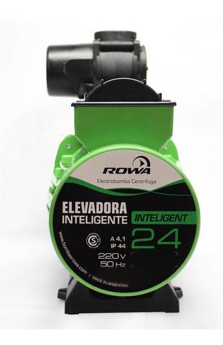Bomba Rowa  Elevadora Inteligent 24