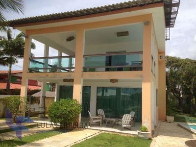 Casa Térrea Com 4 Quartos - Lf704-v